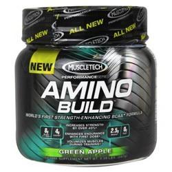 Аминокислоты MuscleTech AMINO BUILD (260 грамм)