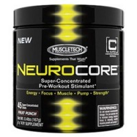 Предтренировочный комплекс MuscleTech Neurocore (190 грамм)