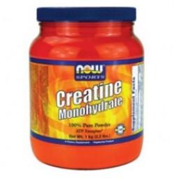 Креатин NOW Monohydrate Pure Powder (1000 грамм)