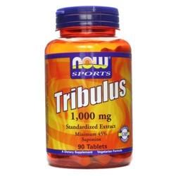 Трибулус NOW Tribulus 1000 мг (90 таблеток)