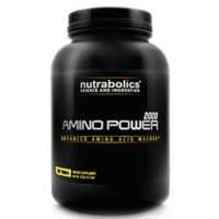 Аминокислоты NutraBolics Amino Power 2000 (325 таблеток)