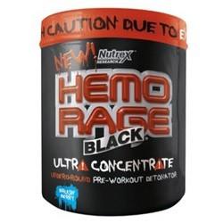Предтренировочный комплекс Nutrex Hemo-Rage Ultra Concentrate (280 грамм)