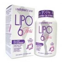 Жиросжигатель Nutrex Lipo 6 Hers (120 капсул)