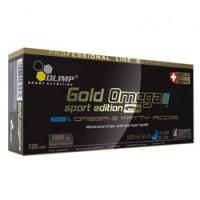 Рыбий жир Омега-3 OLIMP Gold Omega-3 SPORT (120 капсул)