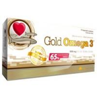 Рыбий жир Омега-3 Olimp Gold Omega-3 65% (60 капсул)