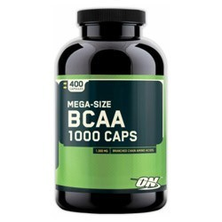 ON BCAA 1000 (400 капсул)
