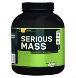 Сывороточный гейнер ON Serious Mass (2727 грамм)
