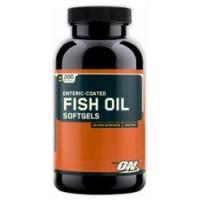 Рыбий жир Омега-3 Optimum Fish Oil Softgels (200 капсул)