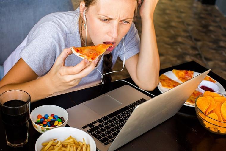Ошибки в питании подростка