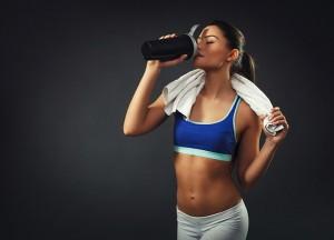 Спортивное питание для женщин - мифы и реальность