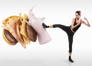 Принципы питания фитнес-девушек