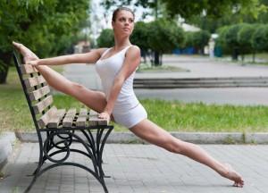 Комплекс эффективных упражнений для продольного шпагата