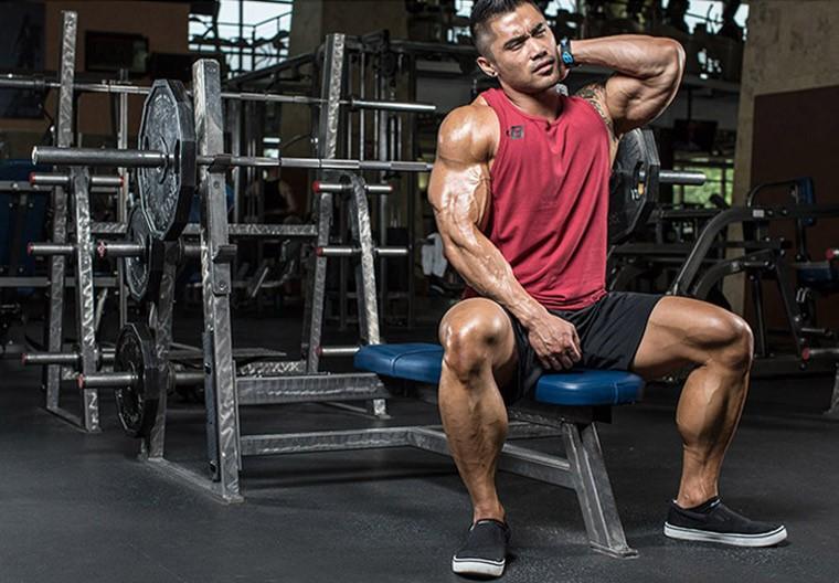 Шея - упражнения, анатомия, особенности тренировки