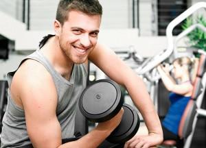 Готовим тело к первому походу в фитнес-клуб (комплекс для начинающих)