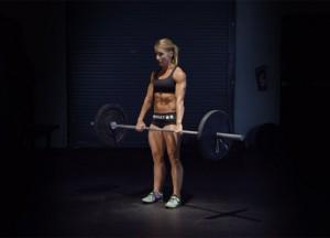 Становая тяга в кроссфите