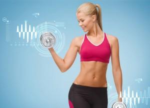 Оценка физической подготовленности - тесты для женщин