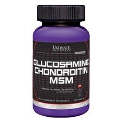 Ultimate Glucosamine & Chondroitin MSM (90 таблеток)