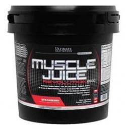 Сывороточный гейнер Ultimate Nutrition Muscle Juice Revolution 11.1 lb (5000 грамм)