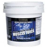 Сывороточный гейнер Ultimate Nutrition Muscle Juice 10.45 lb (4740 грамм)