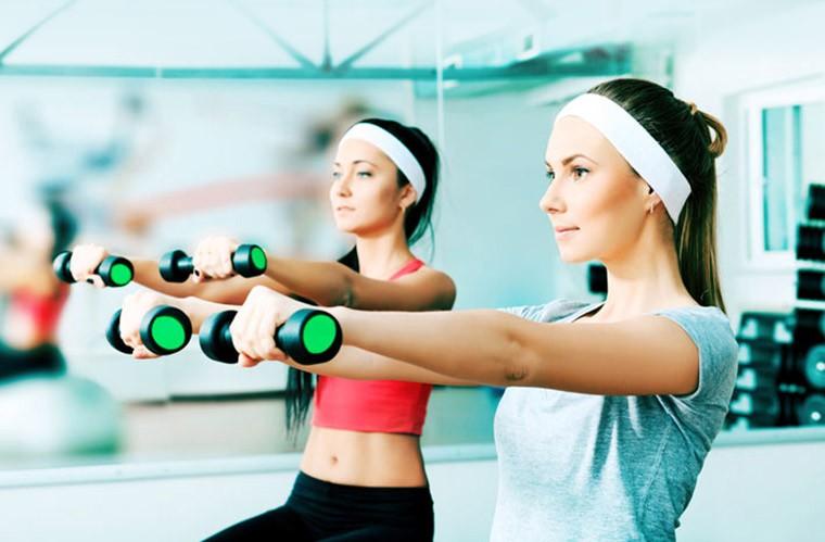 5 упражнений для девушек, чтобы всегда быть в форме