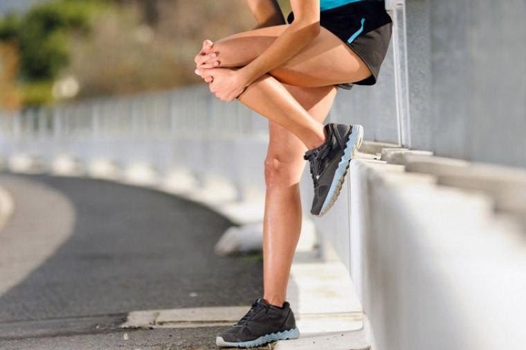 Комплекс упражнений для здоровья коленей