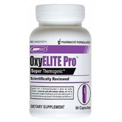 Жиросжигатель USPlabs OxyElite Pro (90 капсул)
