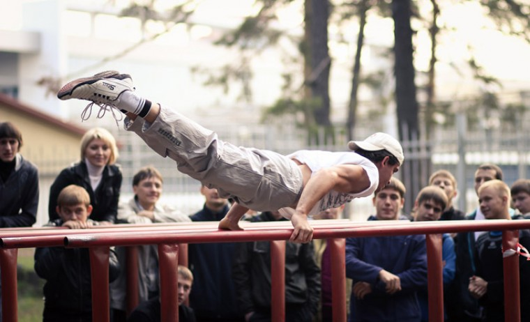 Воркаут (Street Workout)