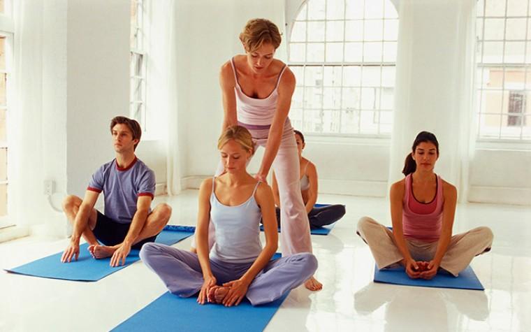 Йога исцеляющая